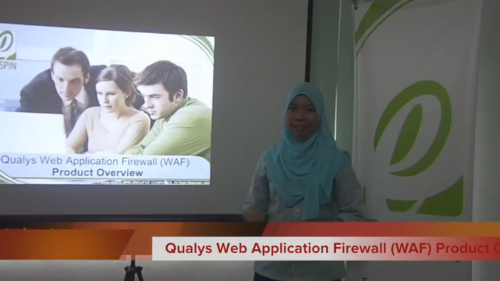 Qualys Web Application Firewall Product Overview by E-SPIN